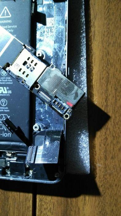 Reparação de Iphone 4 5 C 6 6s 7/samsung s7 Huawei Lcd ecrã bateria