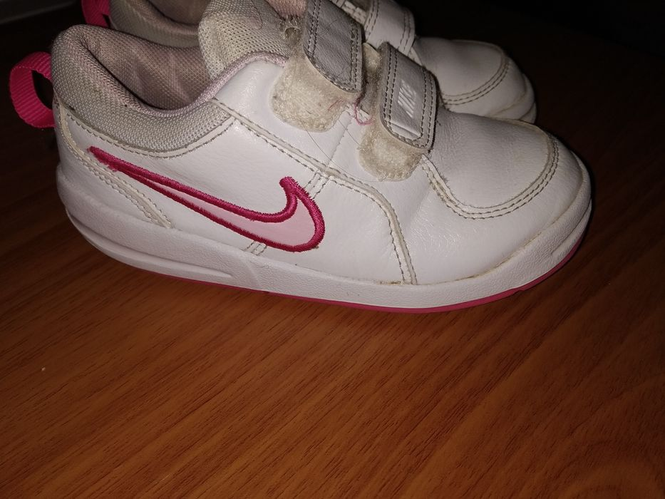 Sapatilhas Nike 6.0 tamanho 36 Cor Rosa Vila Verde E Barbudo