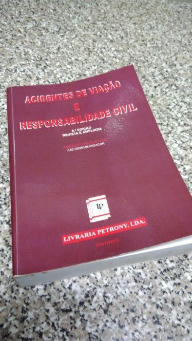 Acidentes de Viação e Responsabilidade Civil