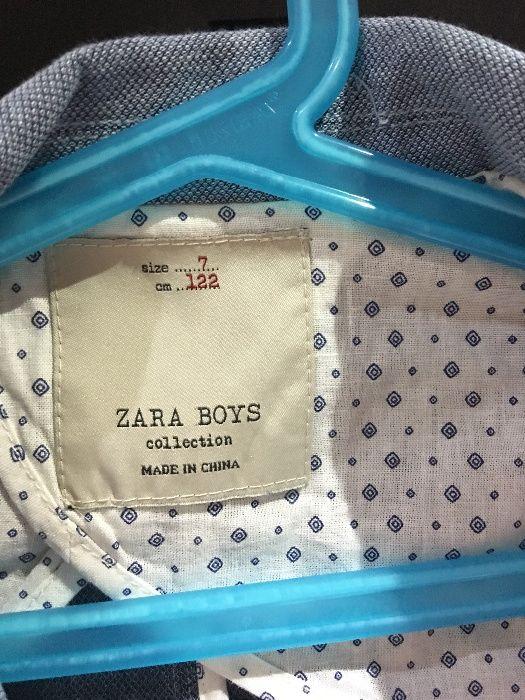 70d8937cc Blazer rapaz Zara 1 utilização Pedroso E Seixezelo • OLX Portugal