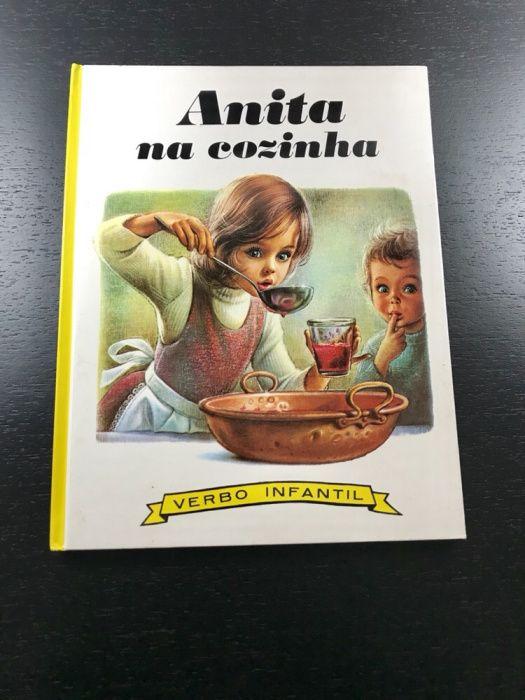 Anita na Cozinha (nº 71) coleção de Gilbert Delahaye - Anita Ve