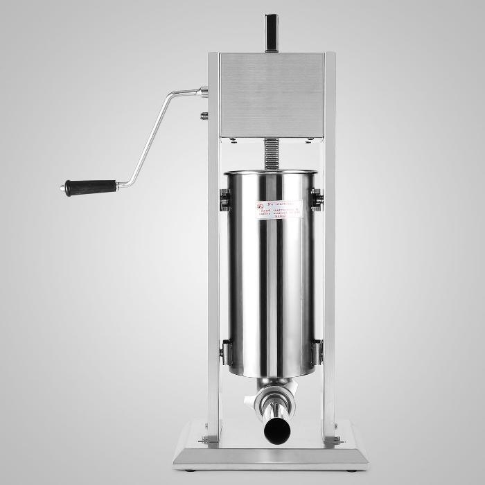 102fdd9e1 Máquina para enchidos 7 litros em inox Penafiel • OLX Portugal