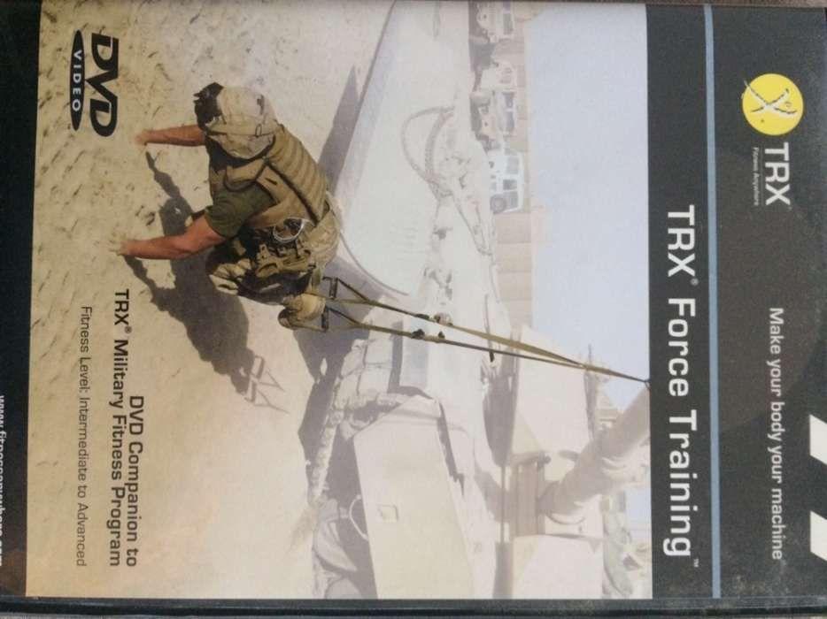 DVD Trx militar