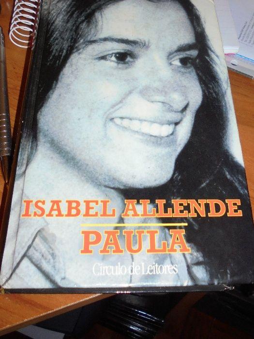 Livro Paula de Isabel Allende