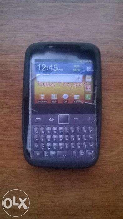 "Capa para Telemóvel ""Galaxy Y Pro B5510"" Arcozelo - imagem 1"