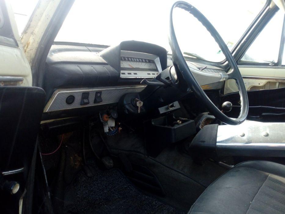 Clássico Antigo Fiat 124Rpecas