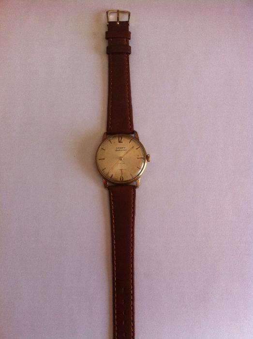 011389f4efe Relógio CAUNY Prima Centenário de Luxe 17 rubis