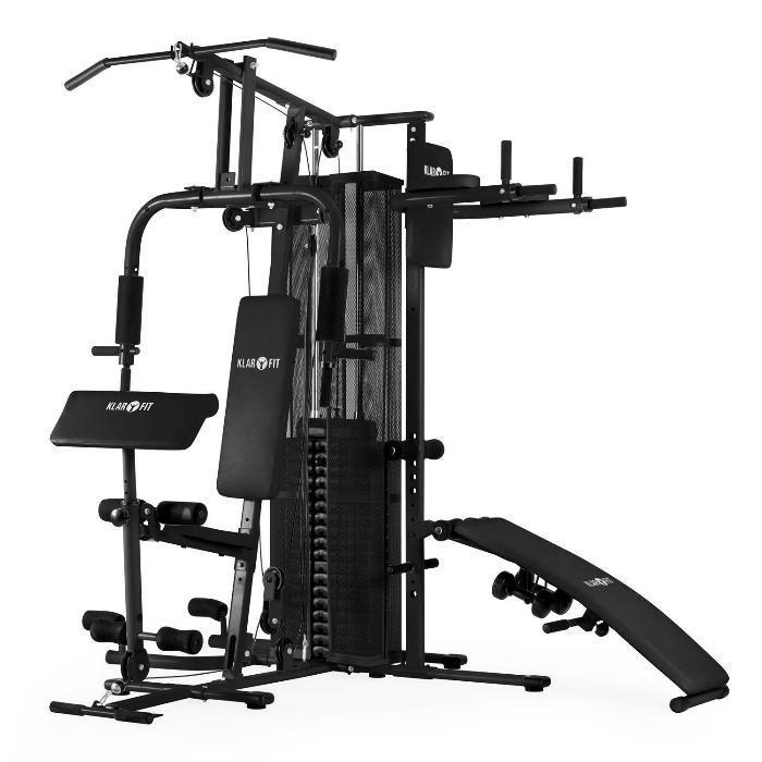 Maquina NOVA de musculaçao Multi-estaçao