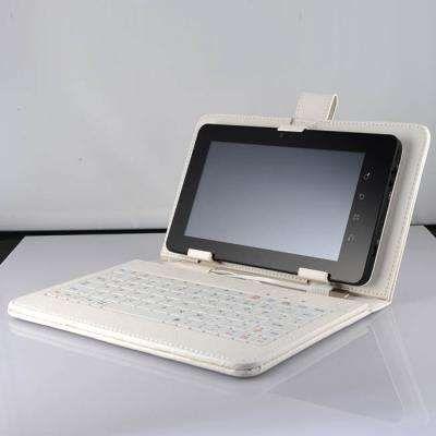 Capa tablet com teclado