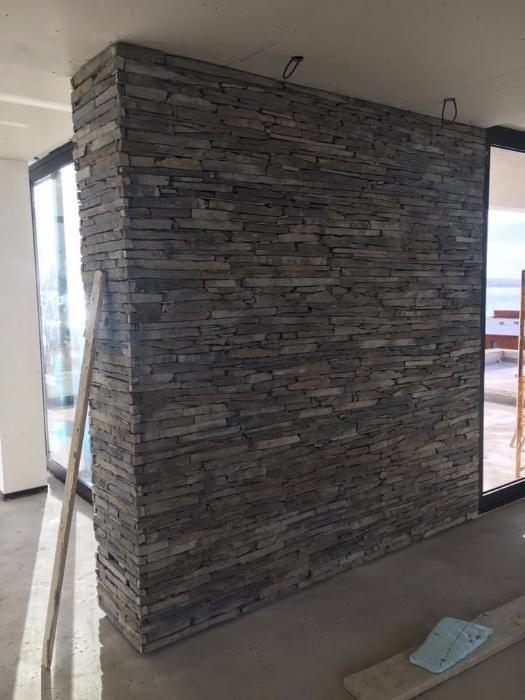 Tiras xisto sobrepor pedra rustica Alcobaça - imagem 5