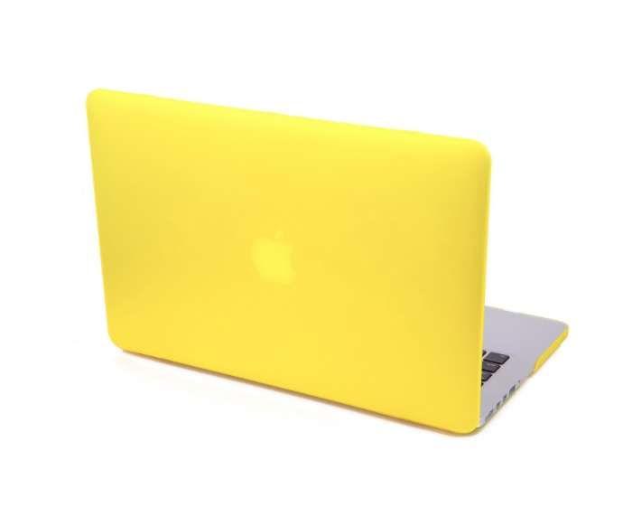 Capa protetora para Macbook 13 non   touch bar - amarelo Gondomar • OLX  Portugal 4465fe1e58