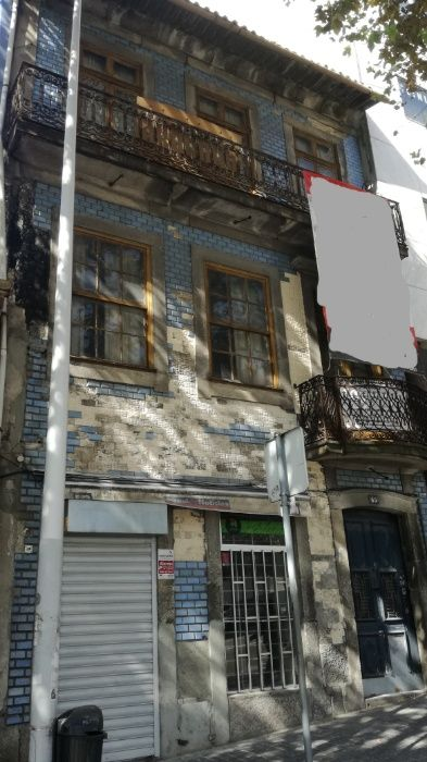 Lote Pedra de Cantaria (fachada antiga)