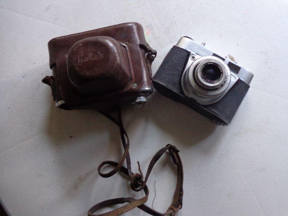 maquina fotografica antiga Kodack Retinette