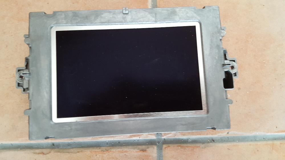 Ecrã e Painel Mercedes W204