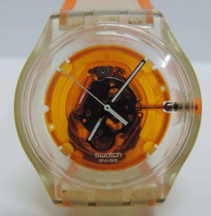 d516fd1bd4f Swatch Jelly in Jelly Instantaneous Fresh(SUKJ102) Campo De Ourique • OLX  Portugal