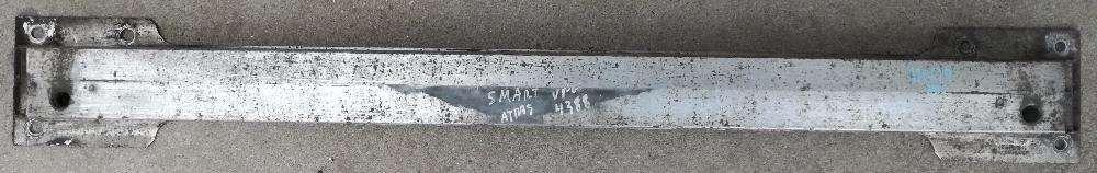 Reforço Para-choques Trás Smart Fortwo 1998 a 2007
