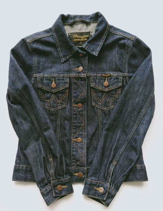 Wrangler damska kurtka jeansowa rozmiar M Puławy • OLX.pl