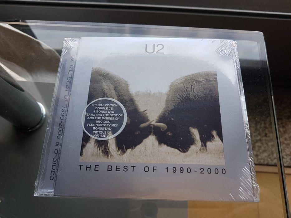 Cd duplo U2 selado novo!