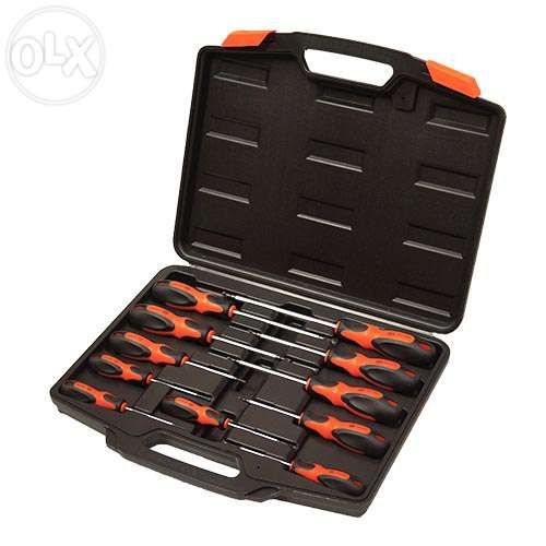 Chaves Punho Torx - T6 a T40