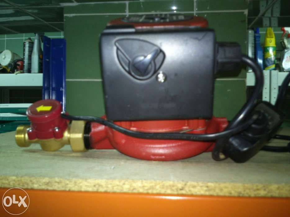 Bomba para agua quente circulaÇÃo e de pressÃo Fernão Ferro - imagem 1