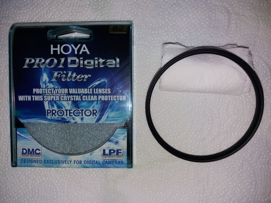Hoya Pro1 Digital Protector, 82mm