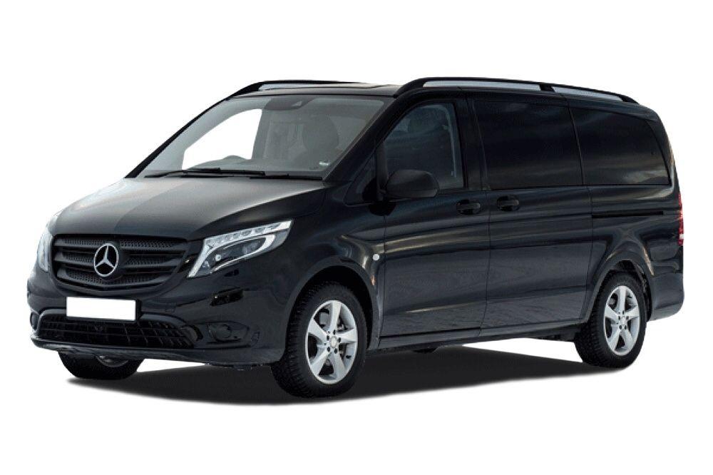Aluguer Carrinha 9 lugares Mercedes-Benz Vito Tourer