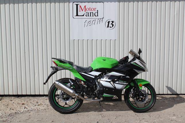Motocykl ZIPP VZ-6 125 ccm Raty 0 % Okazja Transport 24H