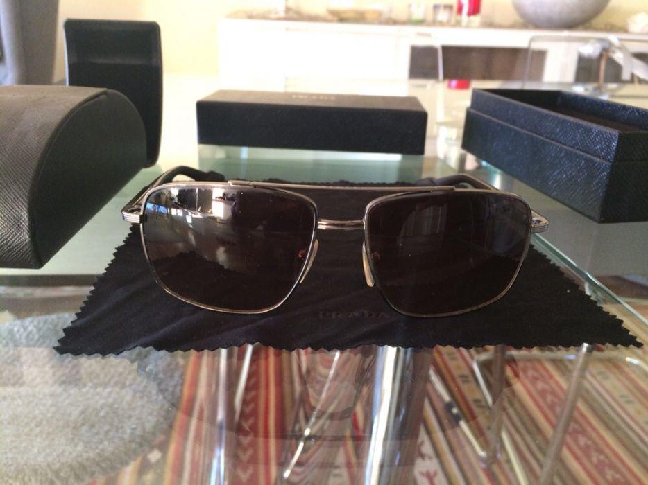 7d67a737f óculos sol prada Compra, venda e troca de anúncios - os melhores preços
