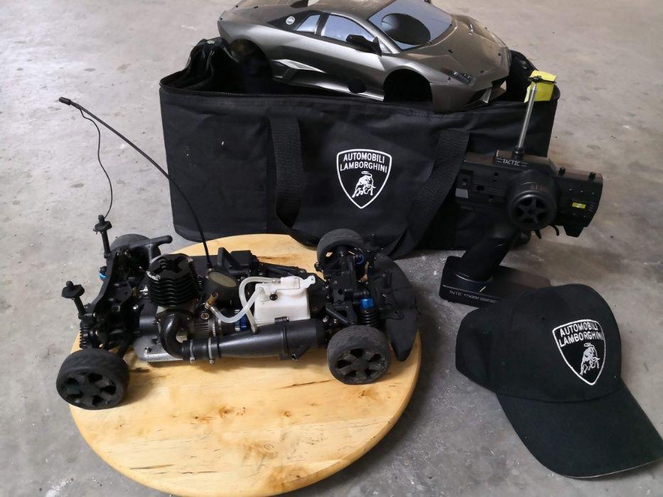 Lamborghini Reventon Rc Aceito Trocas Planeta Deagostini