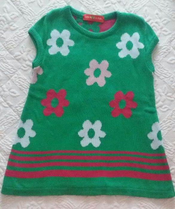 Vestido da marca Agatha Ruiz de la Prada, tamanho 2 Santa Clara E Castelo Viegas - imagem 1