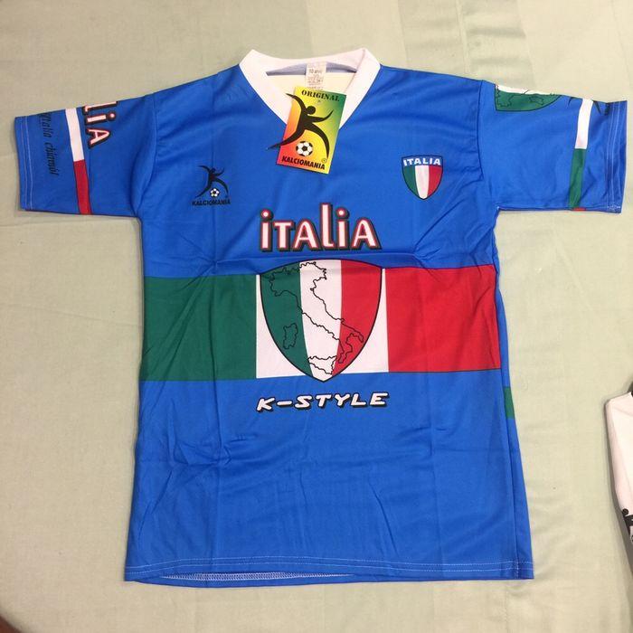 T'shirts ITÁLIA, - Vários tamanhos - NOVAS E EMBALADAS