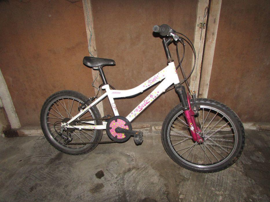 Bicicleta Berg Charm junior menina