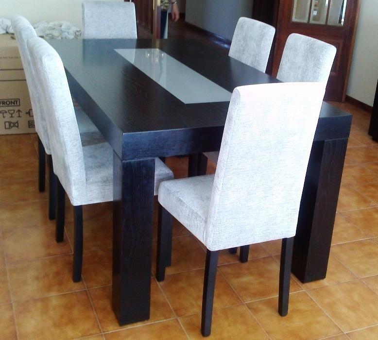Sala de Jantar Completa (Art. Novo) Paços de Ferreira - imagem 2