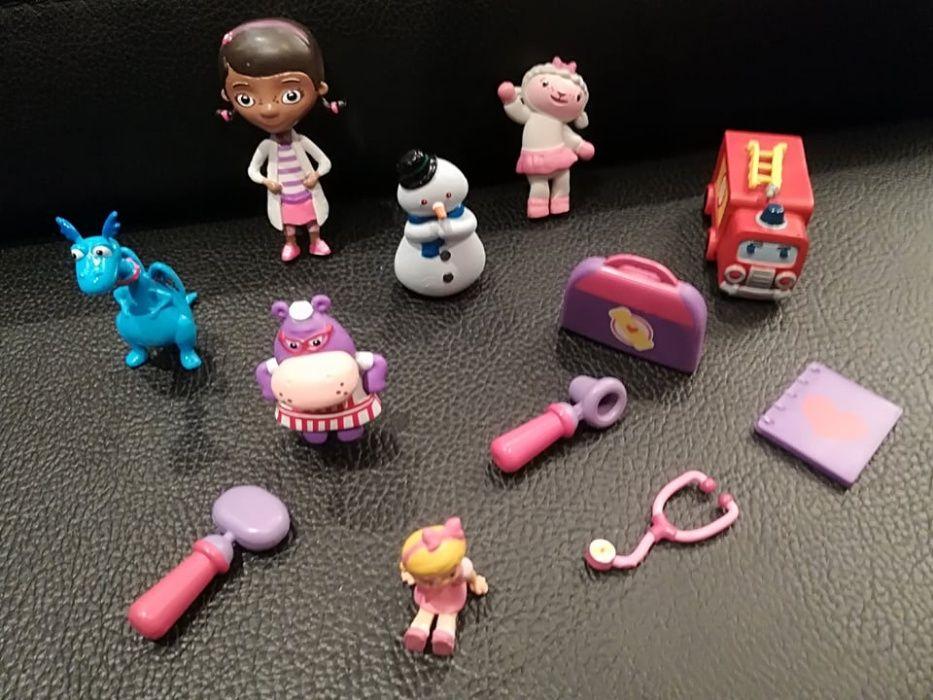 Kit Doutora Brinquedos (miniaturas)