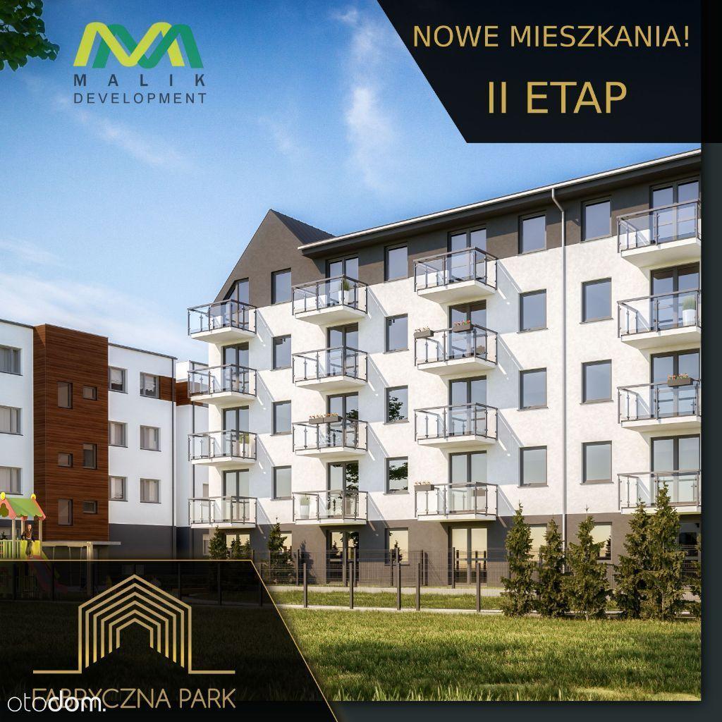 Nowe mieszkanie Wieruszów ul. Fabryczna