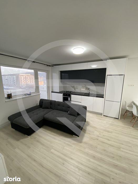 Apartament cu 2 camere, situat in zona VIVO