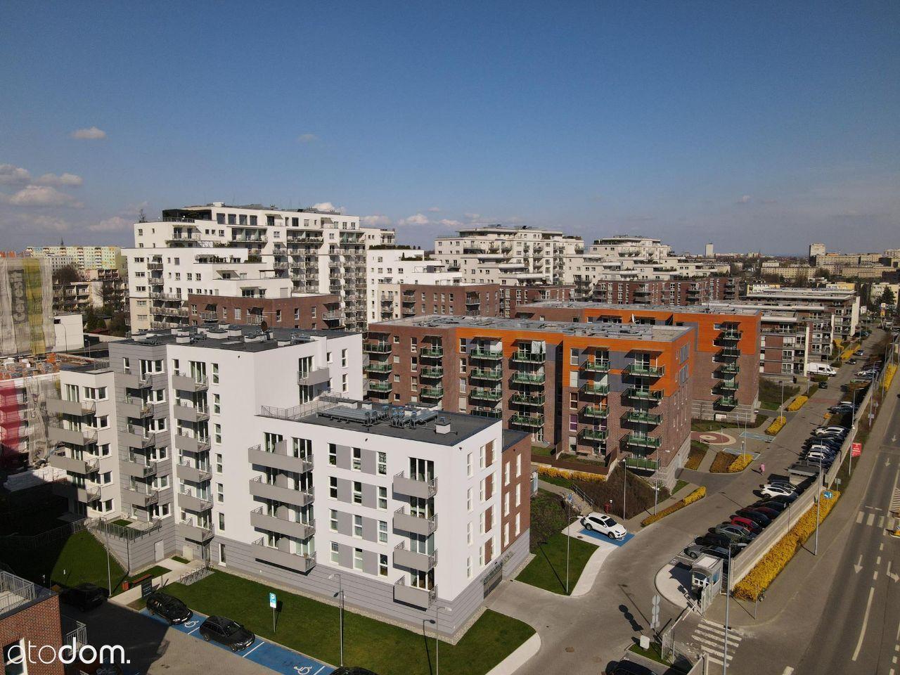 Przestronny Apartament 32m2, Wysoka Stopa Zwrotu!