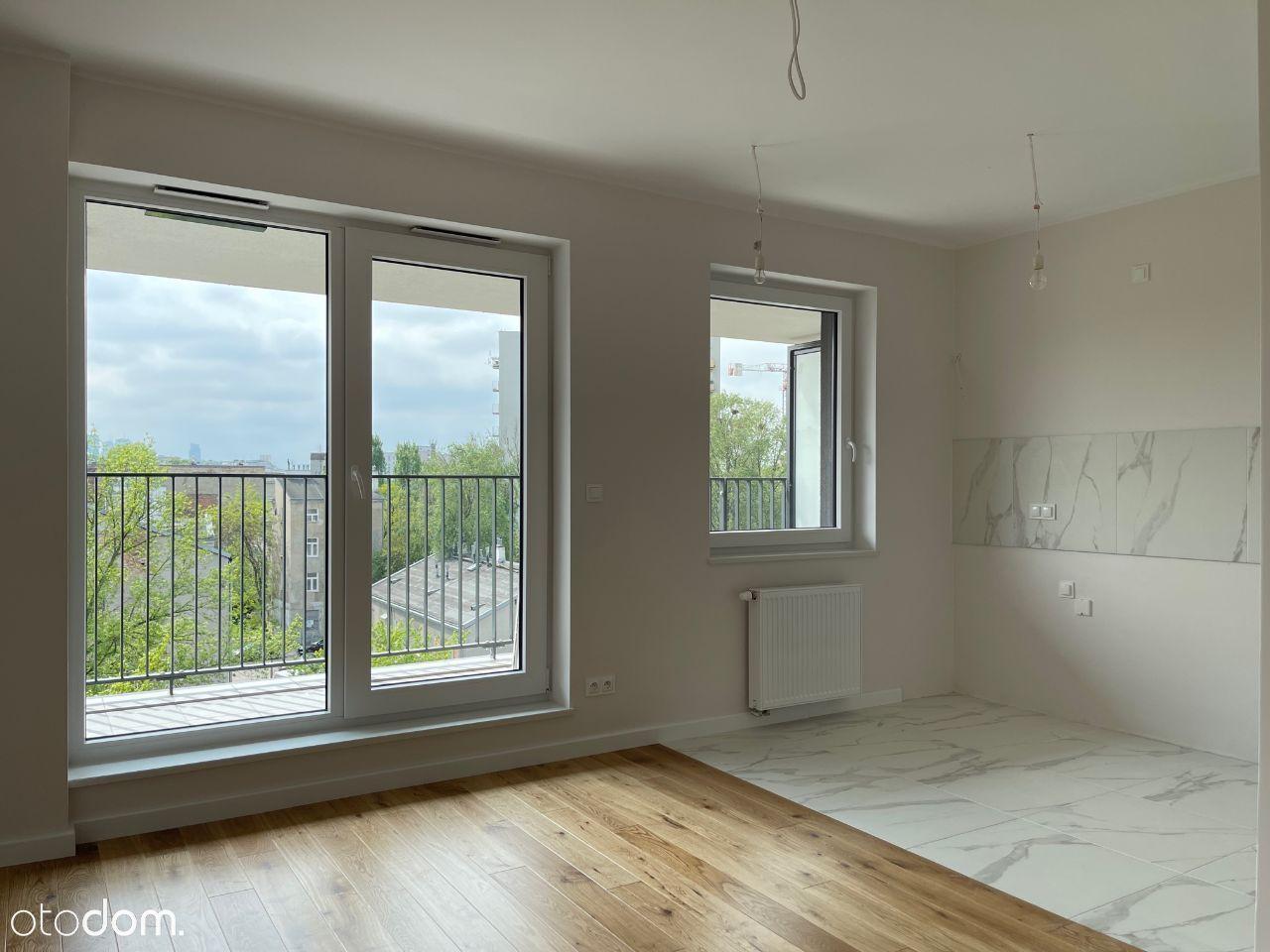 Nowe 3 pokojowe mieszkanie w inwestycji Sawa!