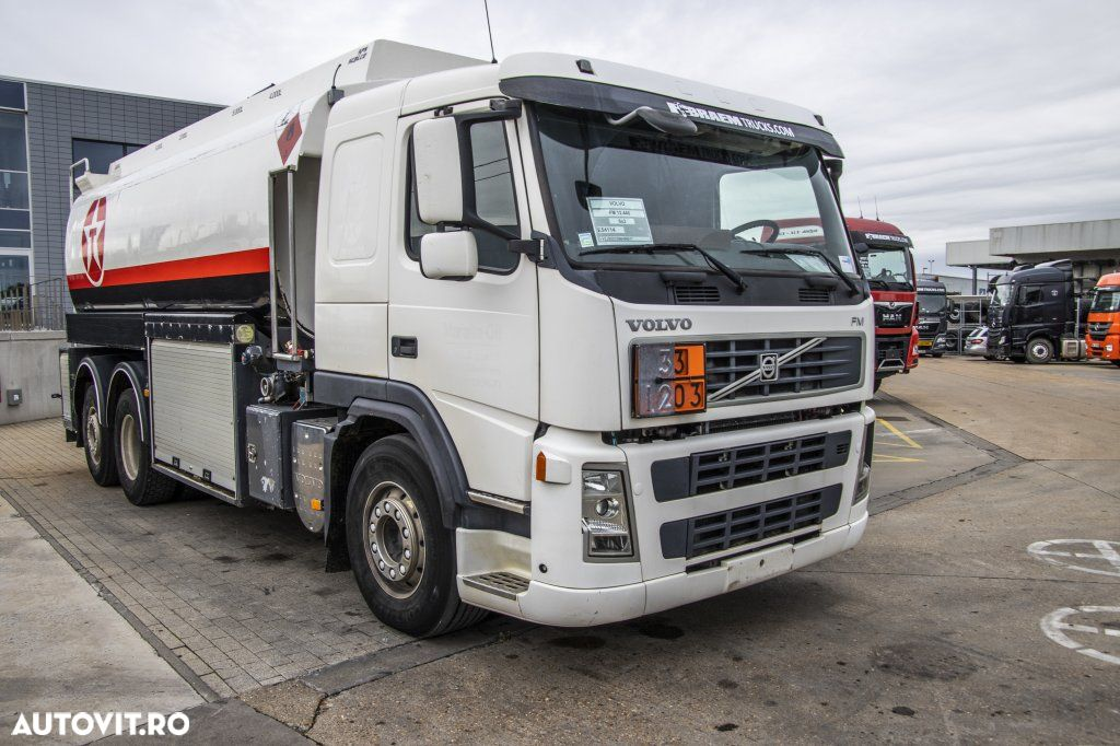 Volvo FM 12.440+ ATCOMEX 19000L (5 Comp.)+ SOURCE+DOME - 2