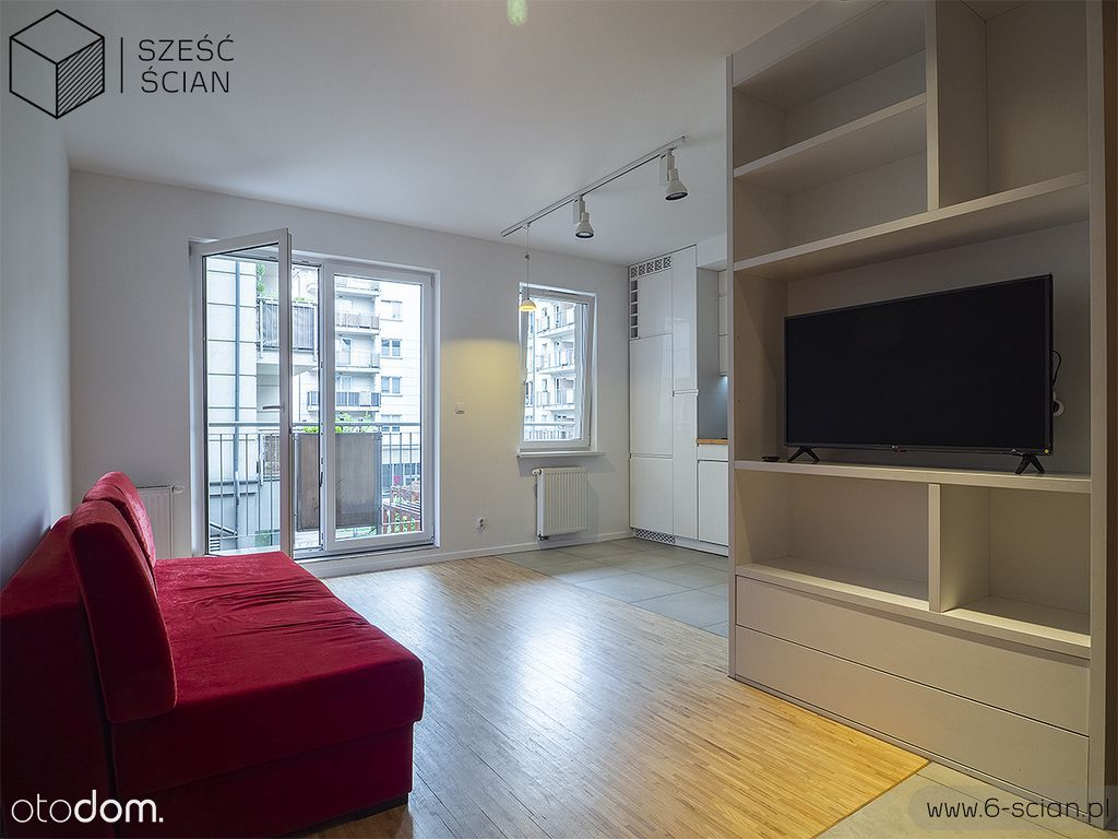 Mieszkanie 3-pok | Balkon | Winda