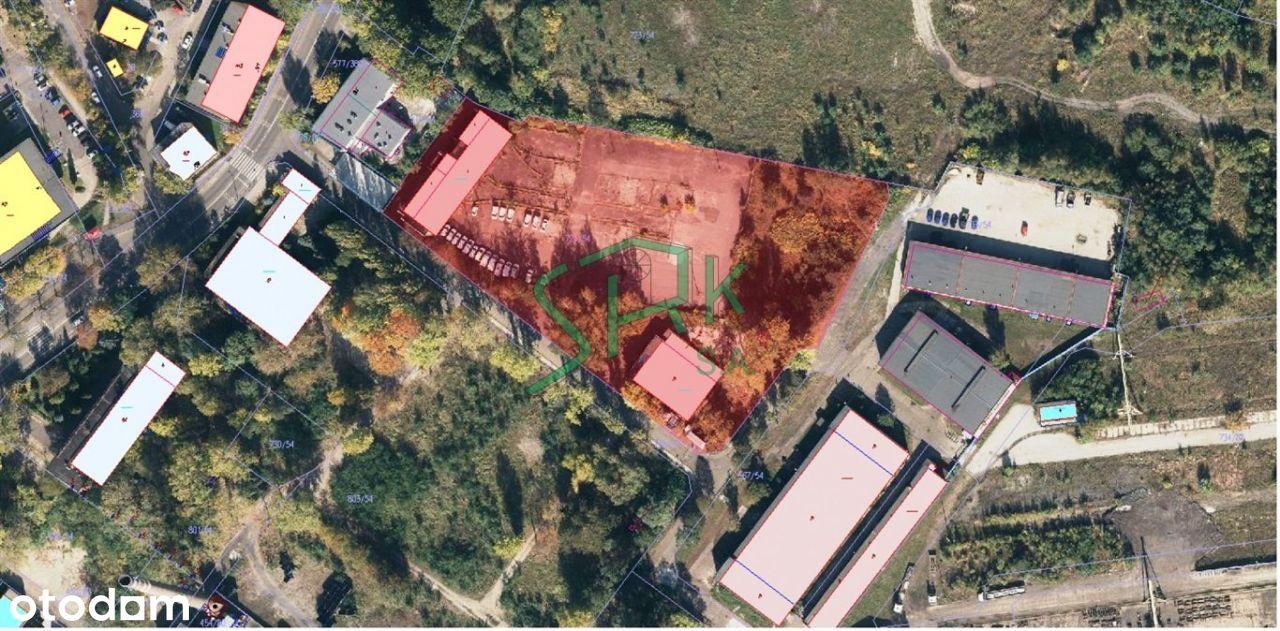 Lokal użytkowy, 1 465 m², Ruda Śląska