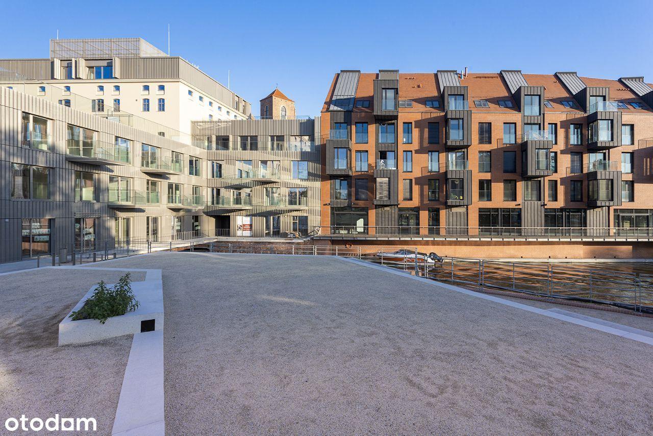 Mieszkanie, 36 m², Wrocław