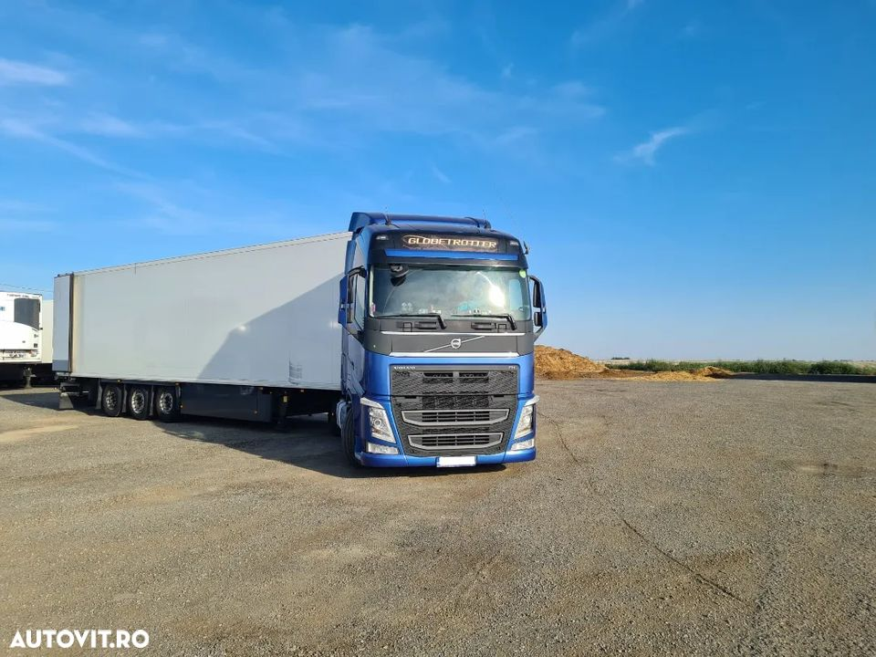 Volvo FH 460 X-Low Complet Pneumatic + SCB - 9