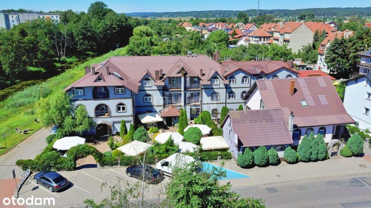 Prosperujący kompleks Hotelowy w Drezdenku