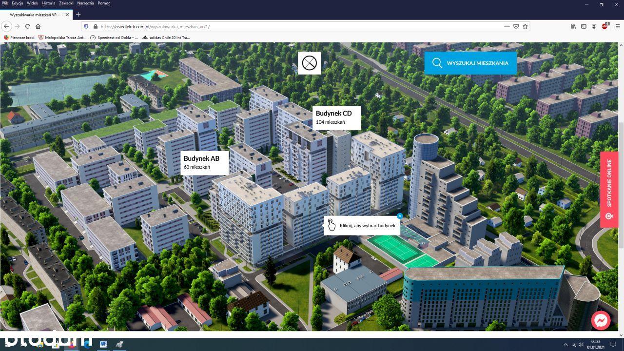 Wynajmę Lokal ul. Stańczyka - 135m2 / Bronowicka