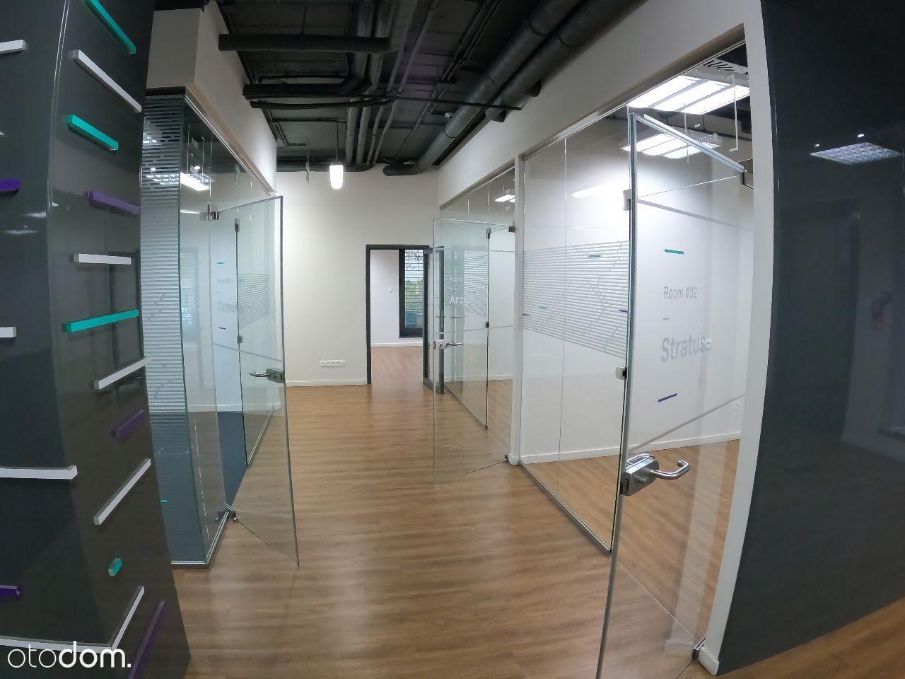 Biuro 600 m2. Praga Południe. Saska Kępa