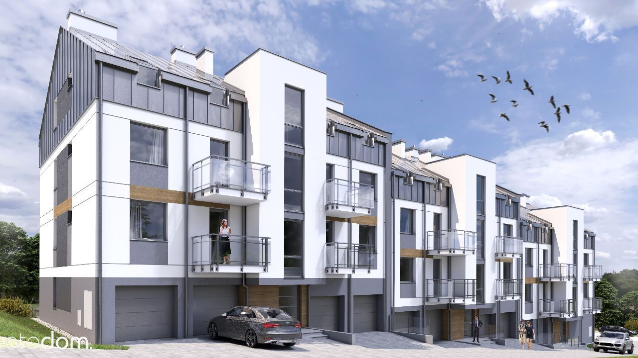 Staroniwskie Sady - nowe mieszkania od dewelopera