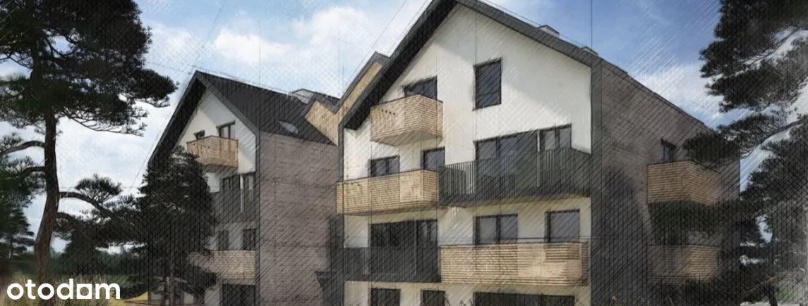Nowe mieszkanie 200m do wydmy, Aleja Połudn. M2