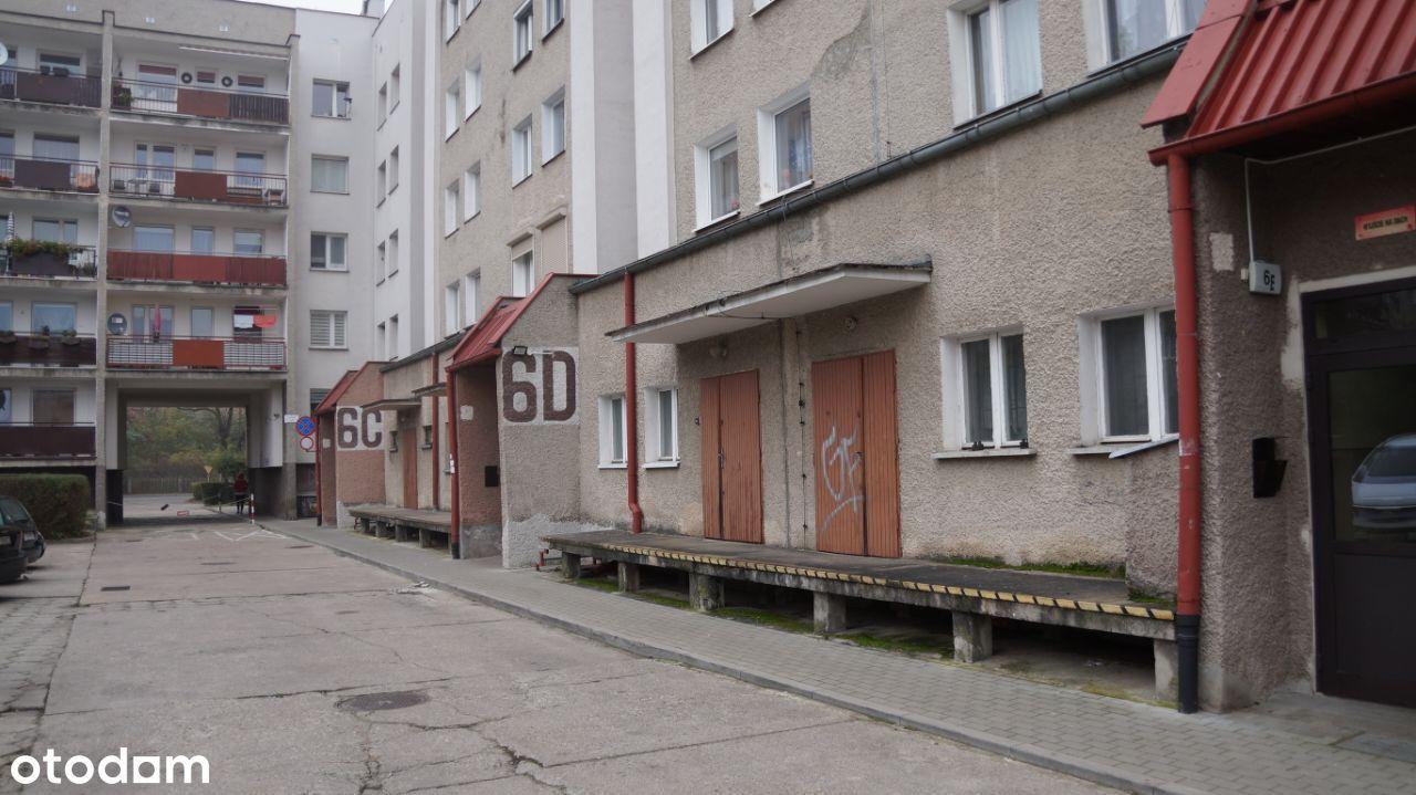 Lokal do przerobienia na mieszkania gotowy projekt