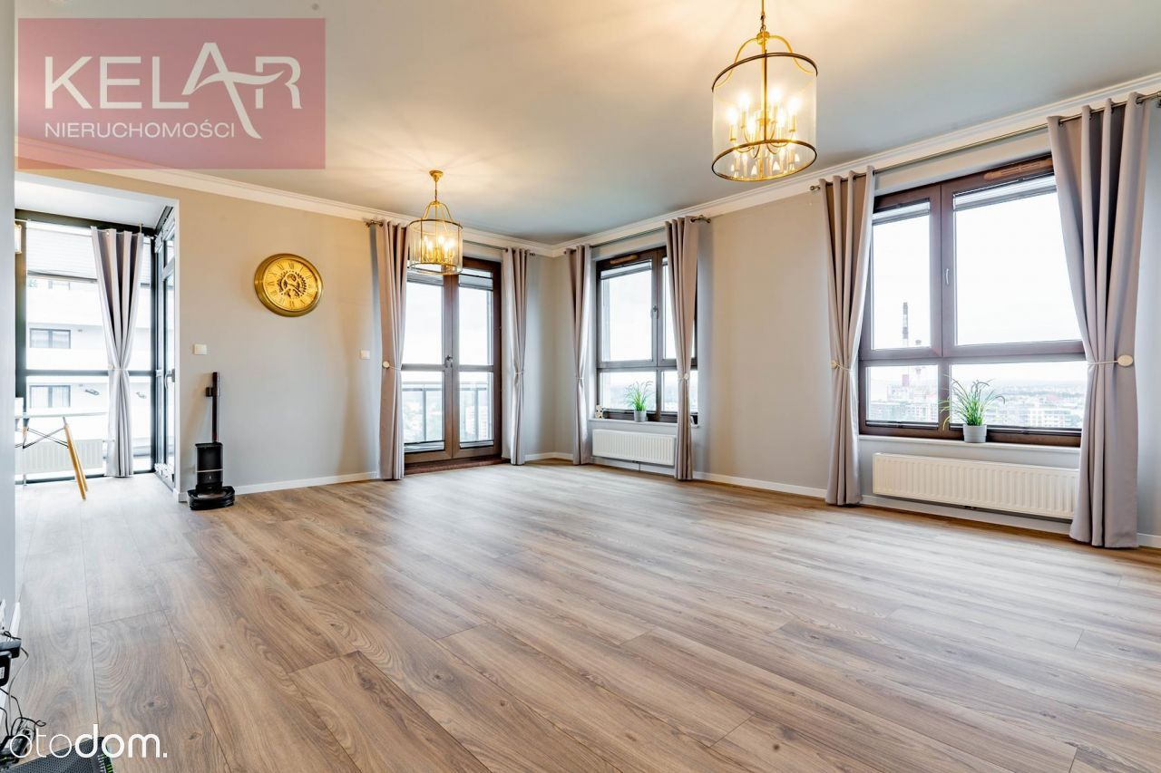 Apartament na XVI piętrze | Odra Tower | Centrum